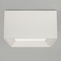 5021002 , Bevel Square 550 Shade Wh