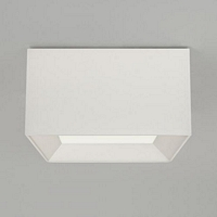 5021004 , Bevel Square 400 Shade Wh