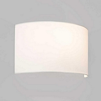 5029002 , Semi Drum 400 Shade Wh