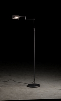 9801-8-58 , LED Floor lamp Hand-Brushed Old Bronze